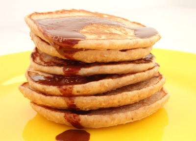 tortitas de platano 2
