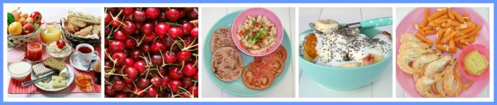 Desayuno,snack,almuerzo,snack,cena 1