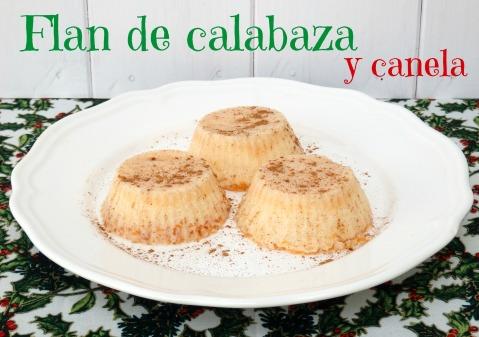 FLAN CALABAZA