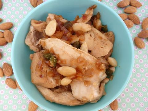 pollo chino