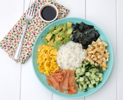 ensalada sushi 1